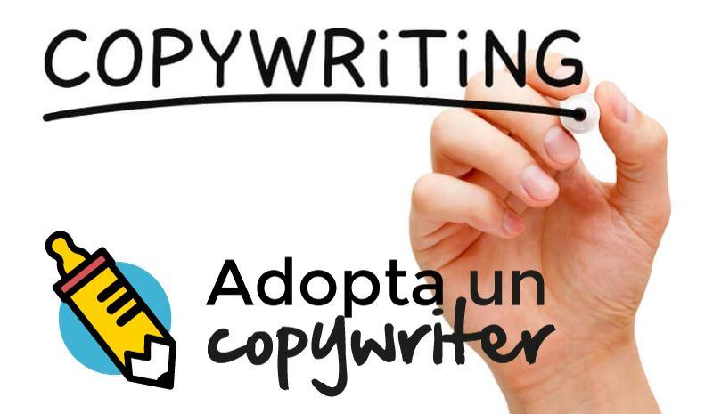 Curso Adopta un copywriter de Javi Pastor. Formación de copywriting y redacción