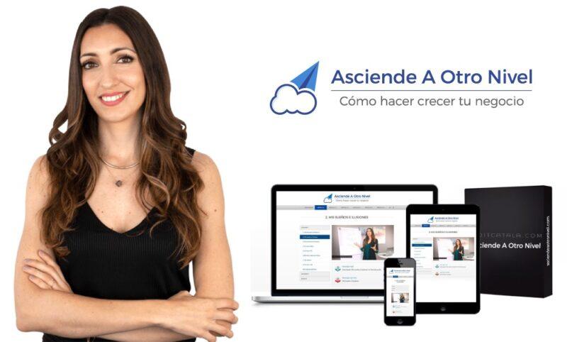 """Opinión y análisis de la formación online """"Asciende a Otro Nivel"""", impartida por Judit Catala"""