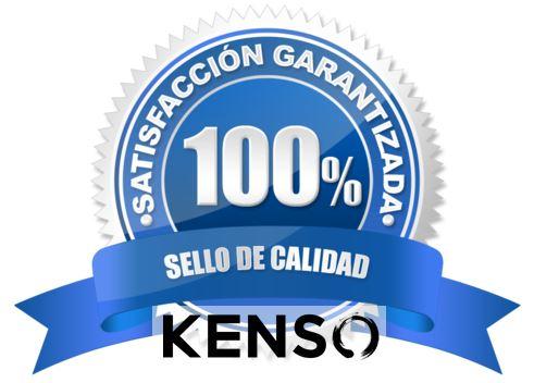Garantía de satisfacción y devolución del curso Sin Interrupciones (Kenso) con período de prueba de 30 días