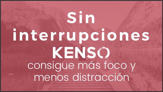 Review del curso de productividad Sin Interrupciones de Kenso