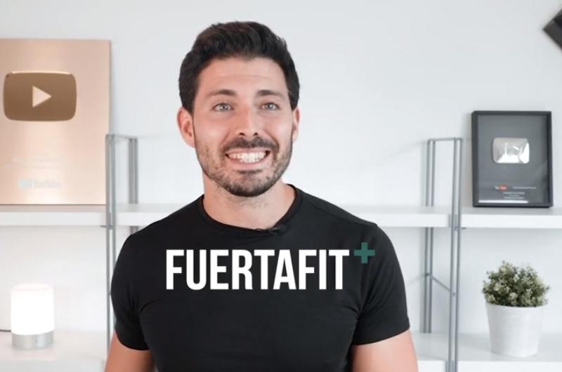 """Opiniones del programa de entrenamiento online de Sergio Peinado """"Fuertafit+"""""""