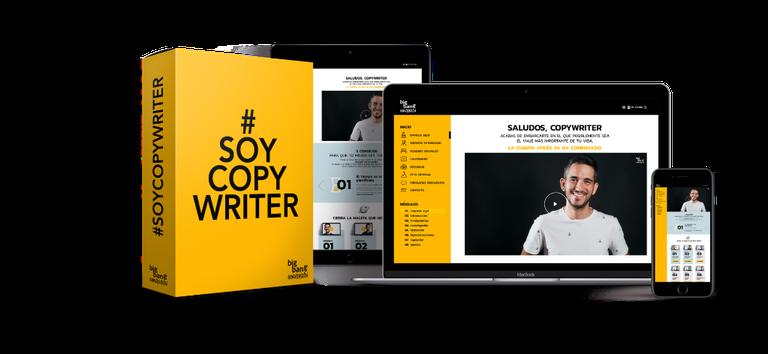 Opiniones del curso Soy Copywriter de Javi Pastor (antiguo Adopta un Copywriter)